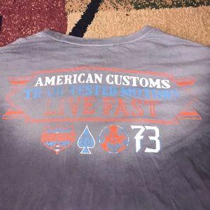 Affliction Shirts - Men's Affliction shirt 3XL NWOT